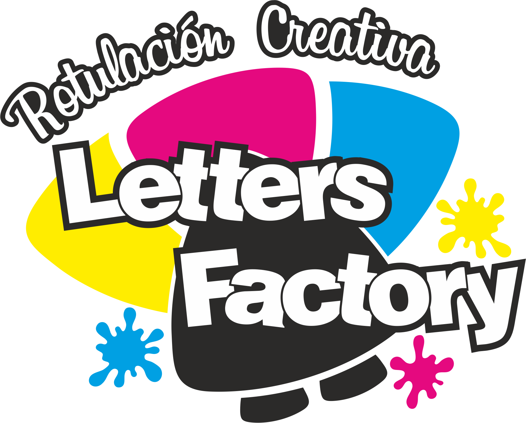 Logotipo Letters Factory